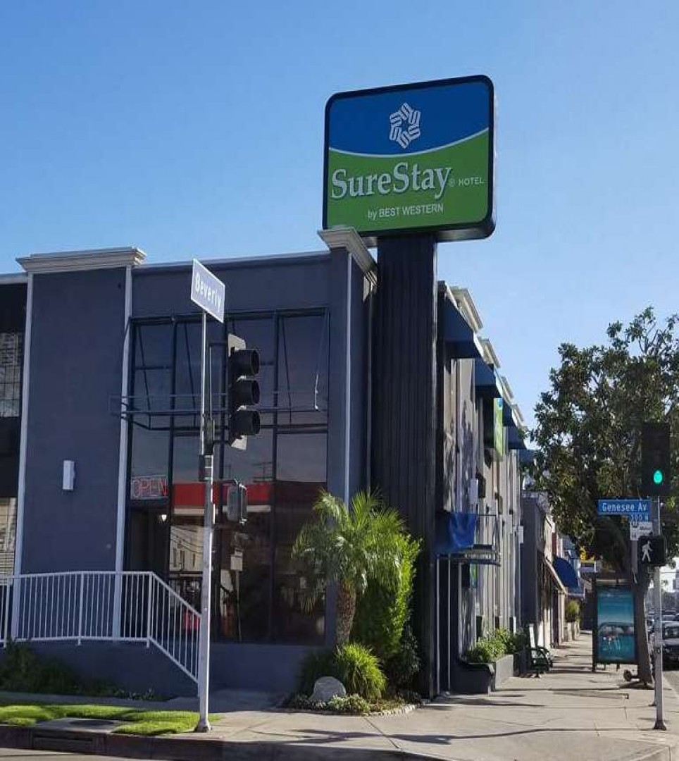 SURESTAY HOTEL BEVERLY HILLS - OVERVIEW