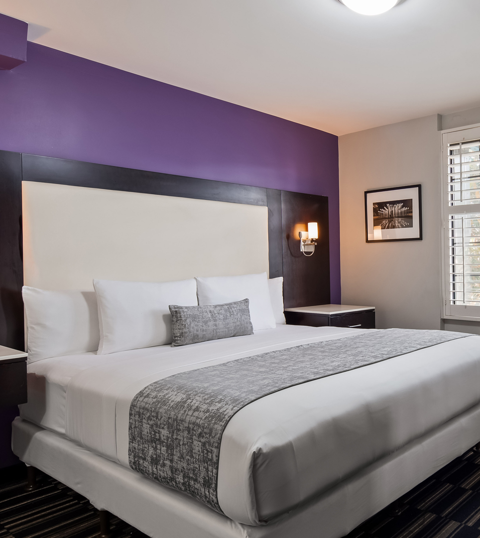 SURESTAY HOTEL BEVERLY HILLS -  Guest Rooms