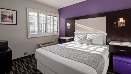 SureStay Hotel Beverly Hills - Bedroom